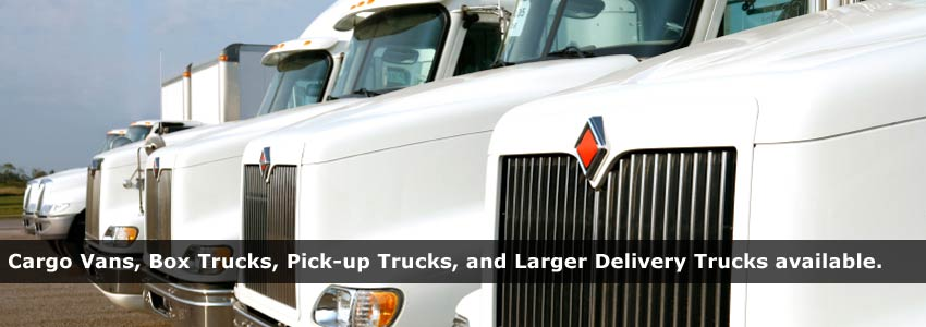 3PL Delivery Trucks